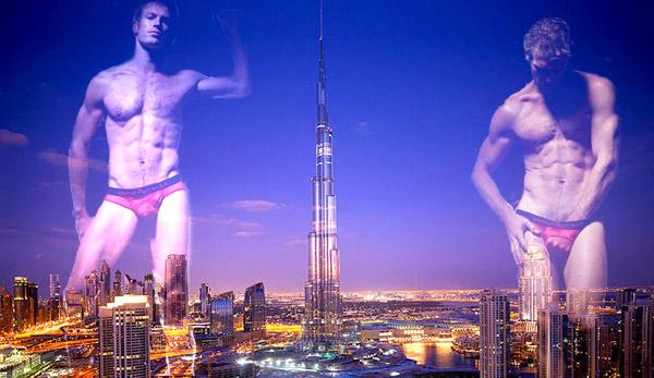 Hombres sexis en ropa interior transparente foto 70