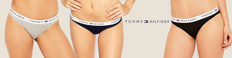 Foto principal de Tangas Tommy Hilfiger mujer