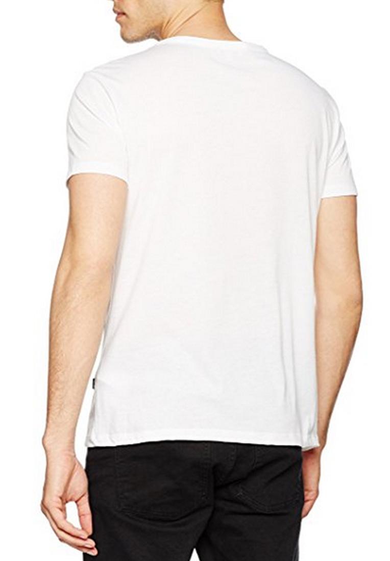 en pies tiros de compra original Venta caliente genuino Camiseta ck nyc 1968 blanca de Calvin Klein