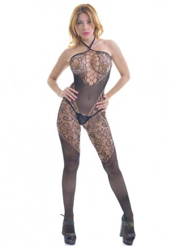 Berenice bodystocking negro