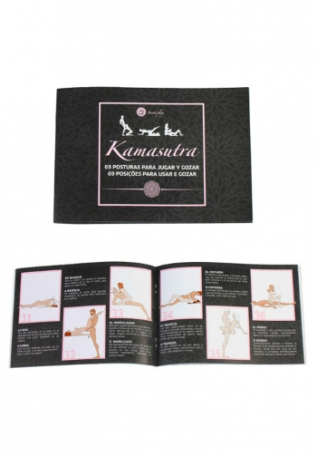 Libro posturas del kamasutra i