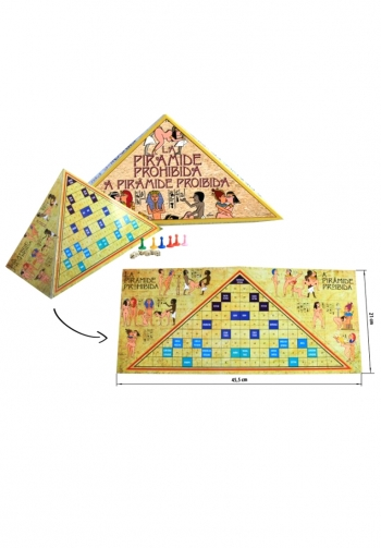 Juego erotico la piramide proh