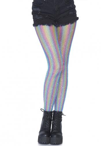 Panty fantasia lurex arco iri