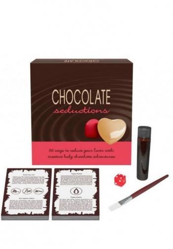 Seduccion con chocolate