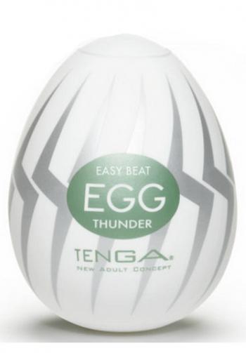 Huevo masturbador thunder de t