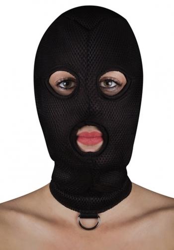 Mascara extreme bacaclave negr