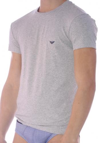 Camiseta gris EA logo
