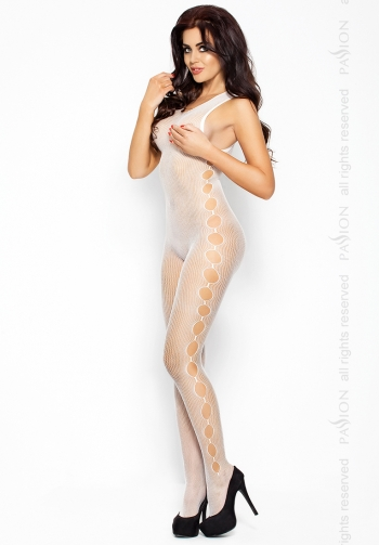 Catsuit blanco bs003