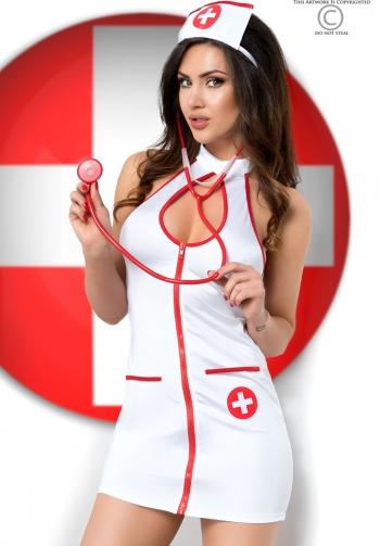 Disfraz enfermera sexy chiliro