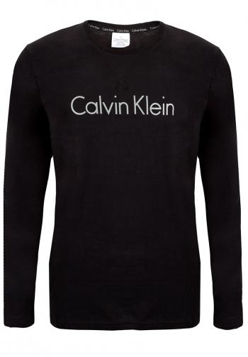Camiseta pijama algodón negro