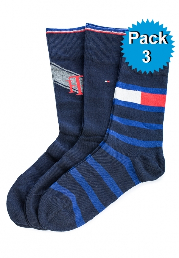 Pack 3 calcetines variados hom