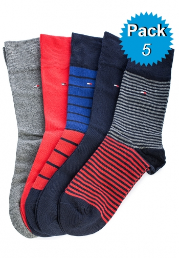 Pack 5 pares calcetines Variad
