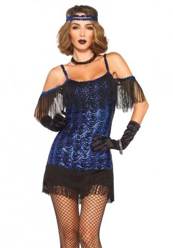 Disfraz de señorita gatsby