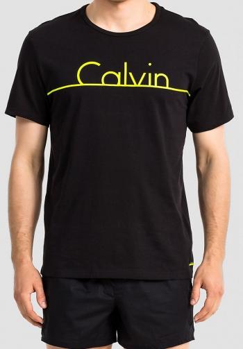 Camiseta CK ID negra