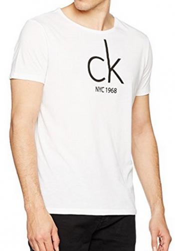 Camiseta ck nyc 1968 blanca