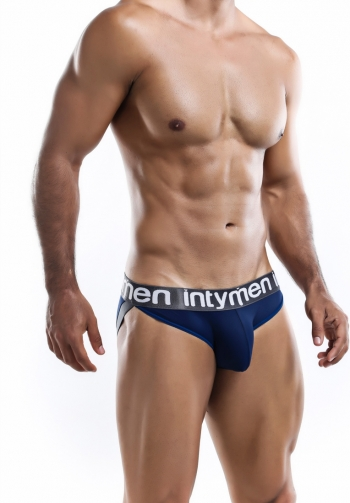 Slip bikini 007 azul