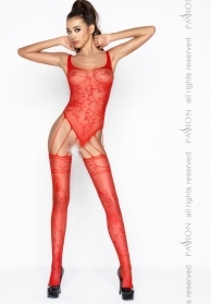 Bodystocking multi-tiras de re