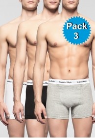 Pack 3 Boxer Cotton Stretch 99