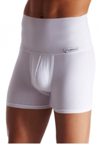 Boxer slim fit blanco