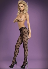 Tights T210 black