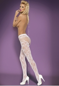Tights T210 white