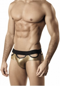 Venus brief gold