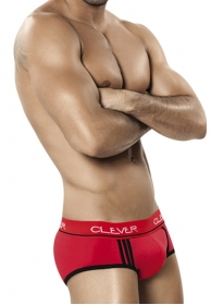 Standford spoty brief red