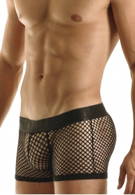 C-through boxer black