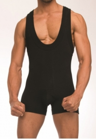 Glory hole body wear black
