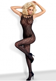 Bodystocking G306 black