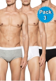3 pack cotton brief