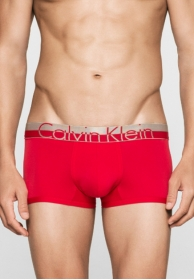 Low rise trunk rojo