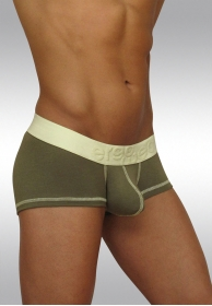 Boxer corto max light Olive
