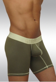 Boxer largo max light Olive