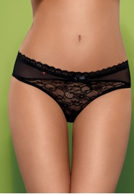 Swanita panties negro plus