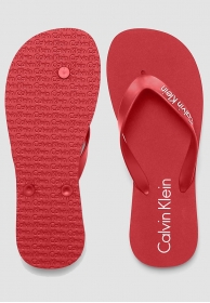 Slippers Core Lifestyle rojo