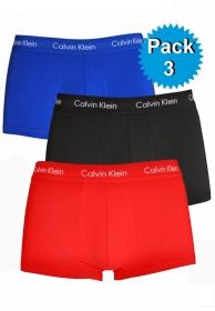 c41c2ef705d0 Pack 3 boxers cortos colores