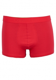 Boxer rojo cotton stay