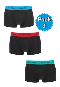 Boxer low rise trunk liy pack